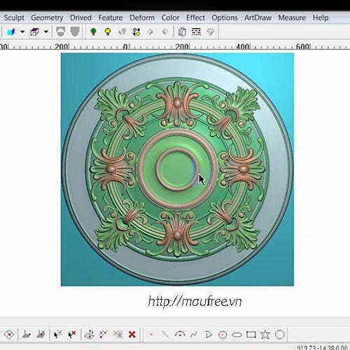 Hướng dẫn sử dụng file STL bằng Jdpaint